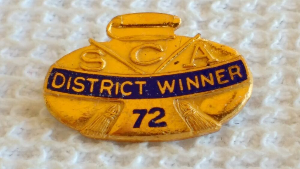 Saskatchewan Curling Association Sca District Winner 1972 Curling Hat Lapel Pin Ebay In 2020 Ebay Squamish Lapel Pins