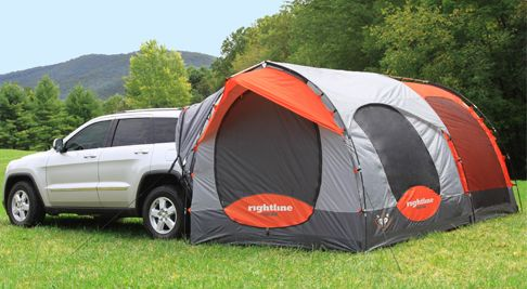 The Rightline Gear SUV Tent allows your vehicle to become a c&er. All Rightline Gear SUV Tents can be free standing during the day and connected at night. & Screen Room Suv Tält . 329 dollar | Camping | Pinterest | Suv tent ...