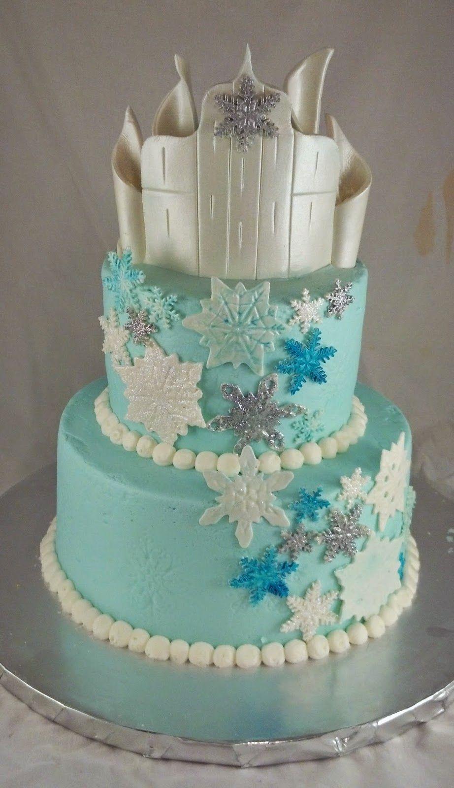 elsa cakes - Google zoeken