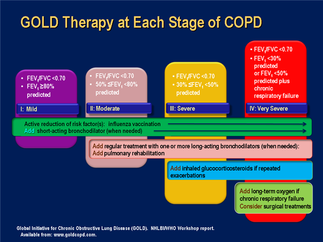 Copd Gold S Staging Asthma Treatment Asthma Cure Copd