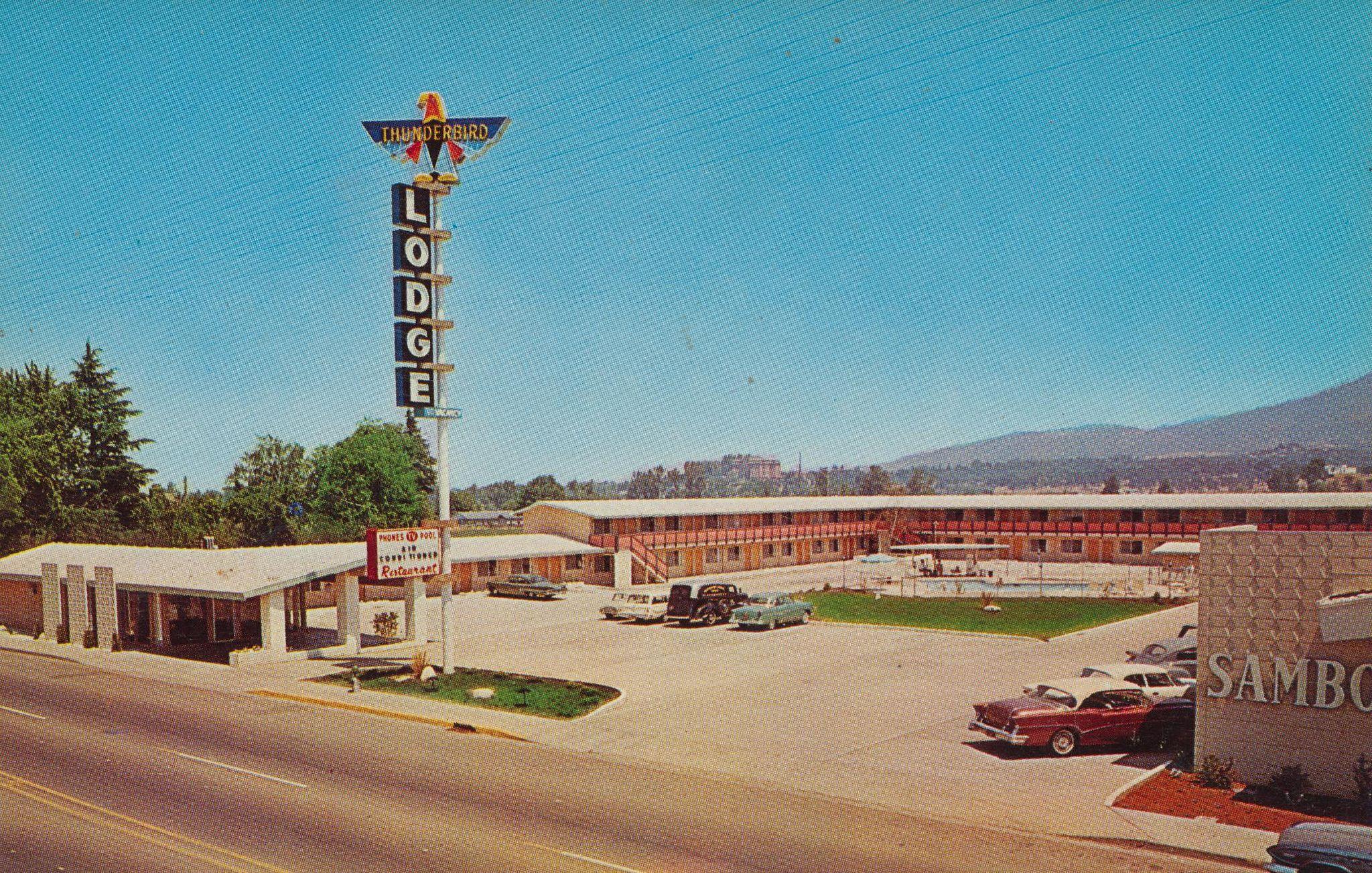 Thunderbird Lodge Medford, Oregon Jacksonville oregon