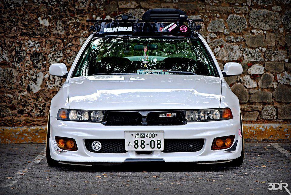 Mitsubishi Galant Tyuningovannye Avtomobili Avtomobil Budushego Avtomobili