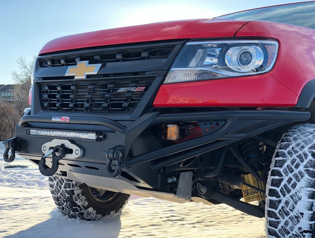 Colorado Zr2 Hybrid Front Per Chevy Z71 Gmc Canyon Trucks Bow