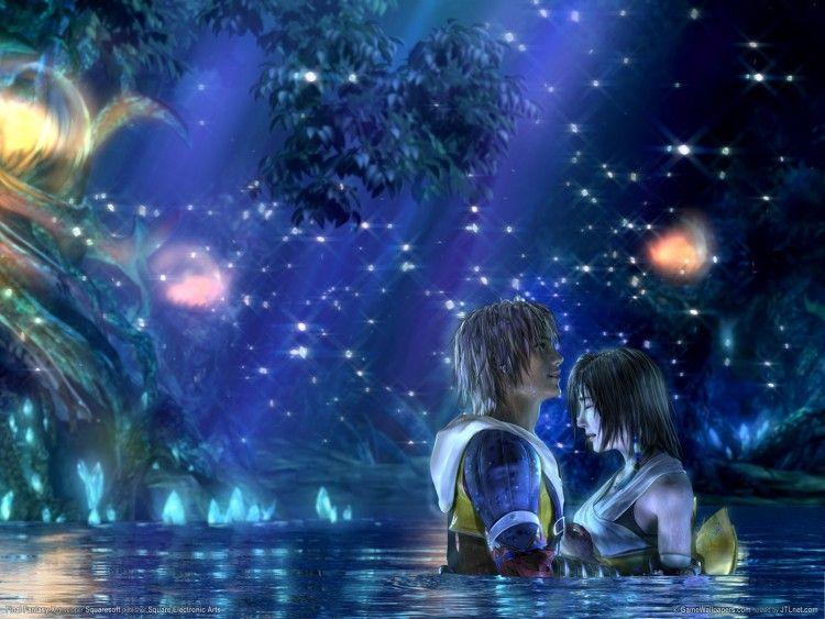 Fonds D Ecran Jeux Video Fonds D Ecran Final Fantasy X Wallpaper N 257651 Par Tiloulou Hebus Com Final Fantasy X Final Fantasy Fantasy