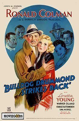 Download Bulldog Drummond Strikes Back Full-Movie Free