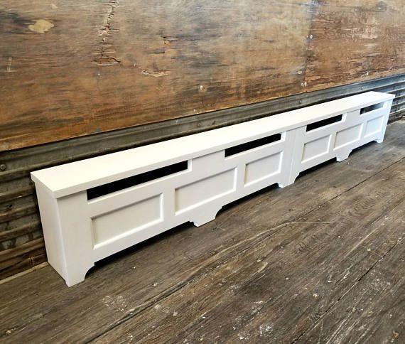 Classic Style Custom Baseboard Heater Covers Custom