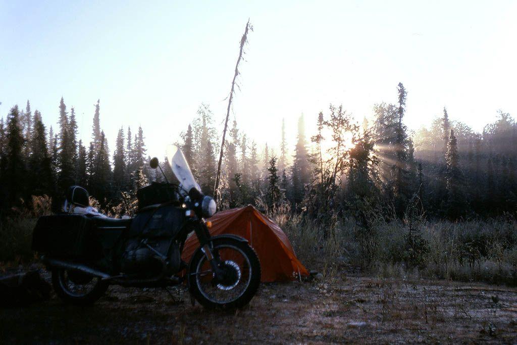Alaska in moto: 1980 e 2013 viaggi a confronto. IX episodio.