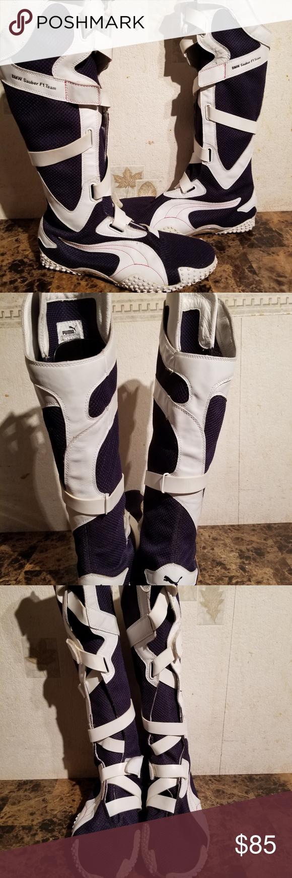Puma BMW Sauber F1 Team Boots (for
