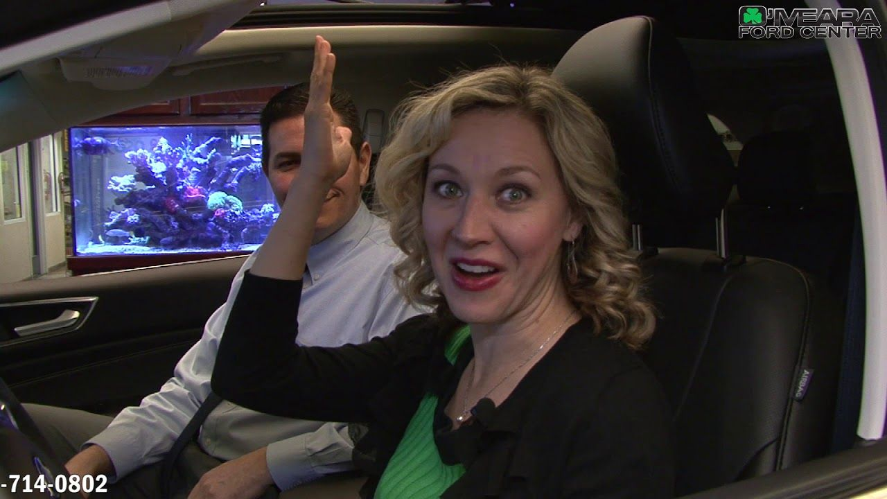 O Meara Ford >> 2018 Ford Edge Review With Melinda Cary At O Meara Ford