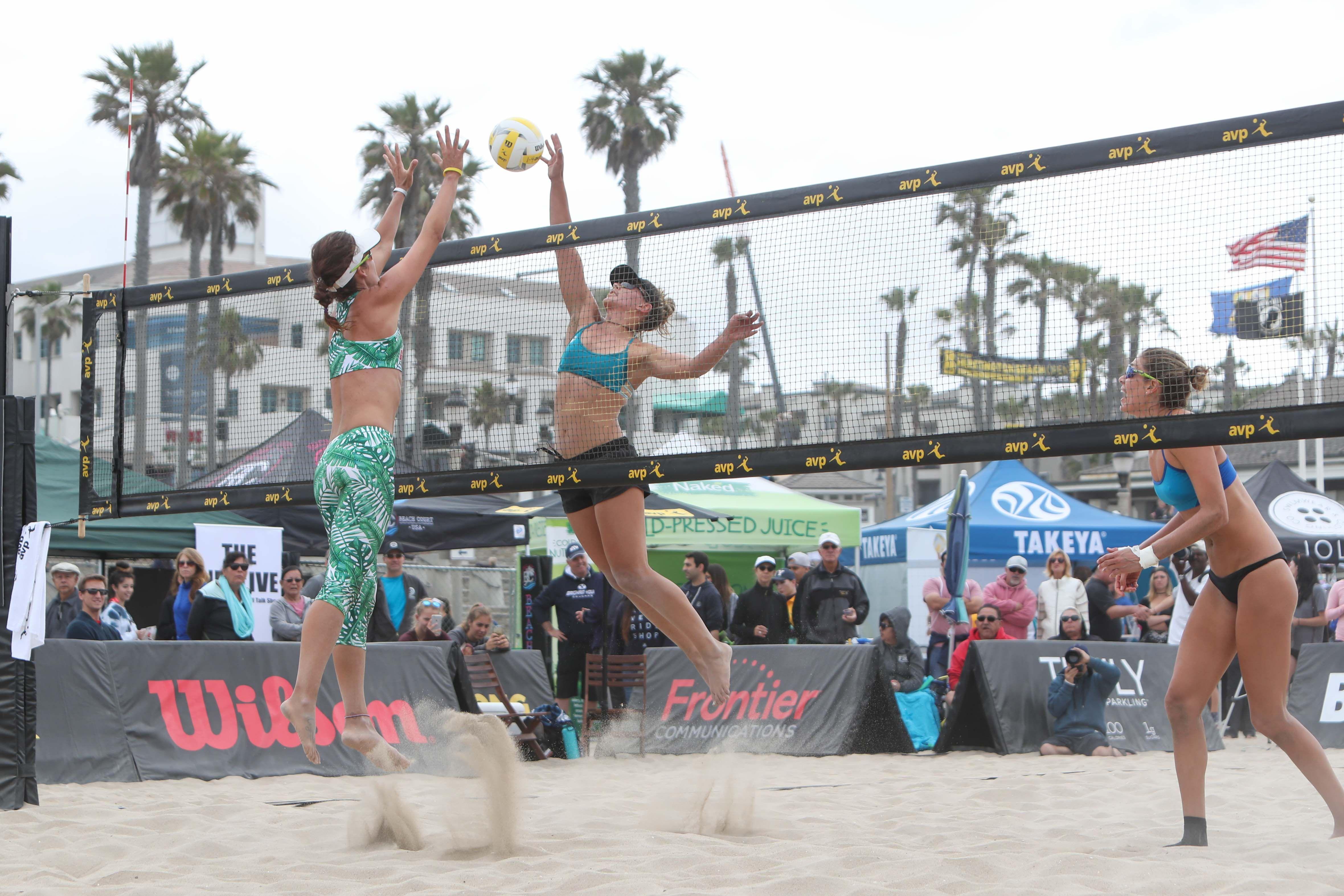 Avp Huntington Beach Open 2017 Photo Gallery Avp Beach Volleyball Beach Volleyball Huntington Beach 2017 Photos