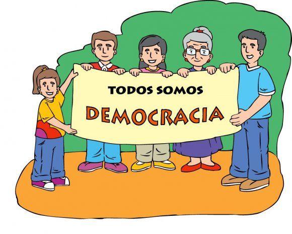 A Nivel Politico La Democracia Es Un Modelo Que Busca Promover La Igualdad Social El Reconocimient Que Es La Democracia Igualdad Social Imagenes De Democracia