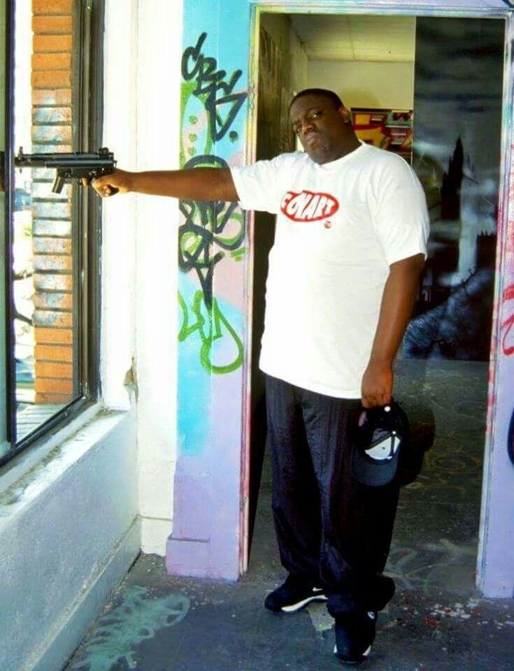 The Notorious B.I.G   90's Hip-Hop   Pinterest   Posts ...
