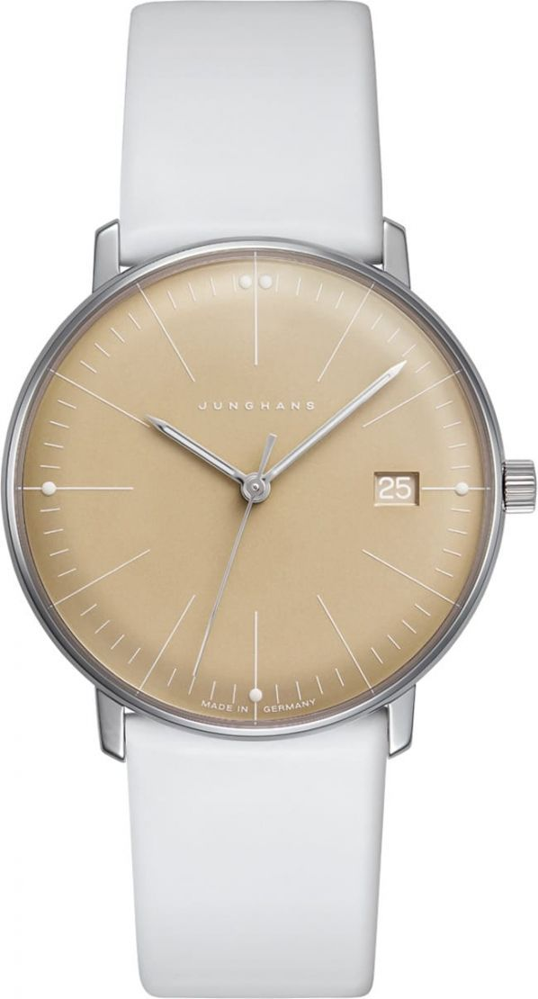 Junghans Max Bill Ladies 047 4657 00 Junghans Watch Watch Design Max Bill