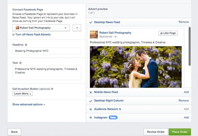 How To Use Facebook Ads To Reach Couples As A Wedding Photographer Wedding Photography Business How To Use Facebook Wedding Photographers