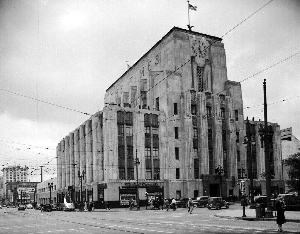 Los AngelesCulver City DowntownArt Deco Gems