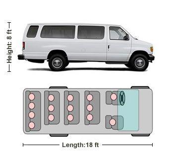 Image Result For Ford Econoline 15 Penger Van