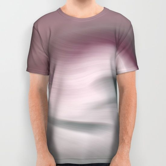 Surreal Waves 2 - artwork by Linsey Williams  #tshirts #uniqueprints #clothing @lin_dies
