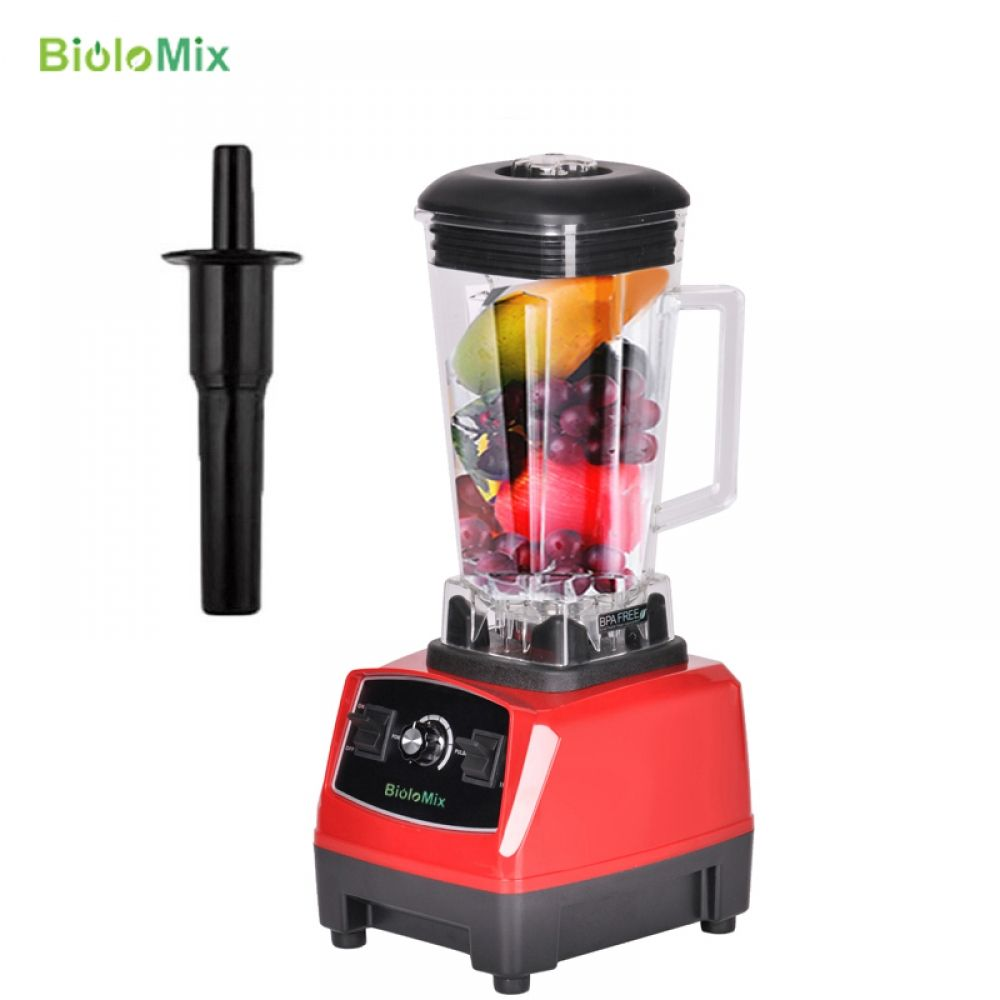 Biolomix 2200w 2l Bpa Free Commercial Grade Home Professional Smoothies Power Blender Food Mixer Juicer Food Fruit Processor In 2020 Kitchen Electrical Appliances Blender Mixer Juicer