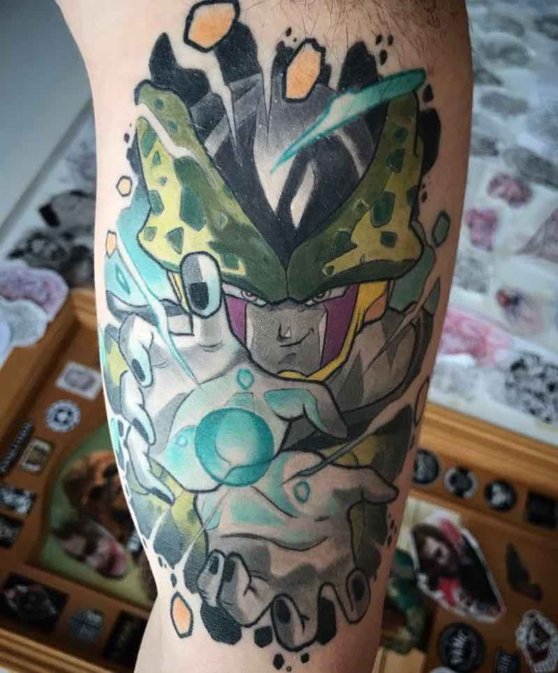 The Very Best Dragon Ball Z Tattoos Dragon Ball Tattoo Z Tattoo Dragon Ball Z