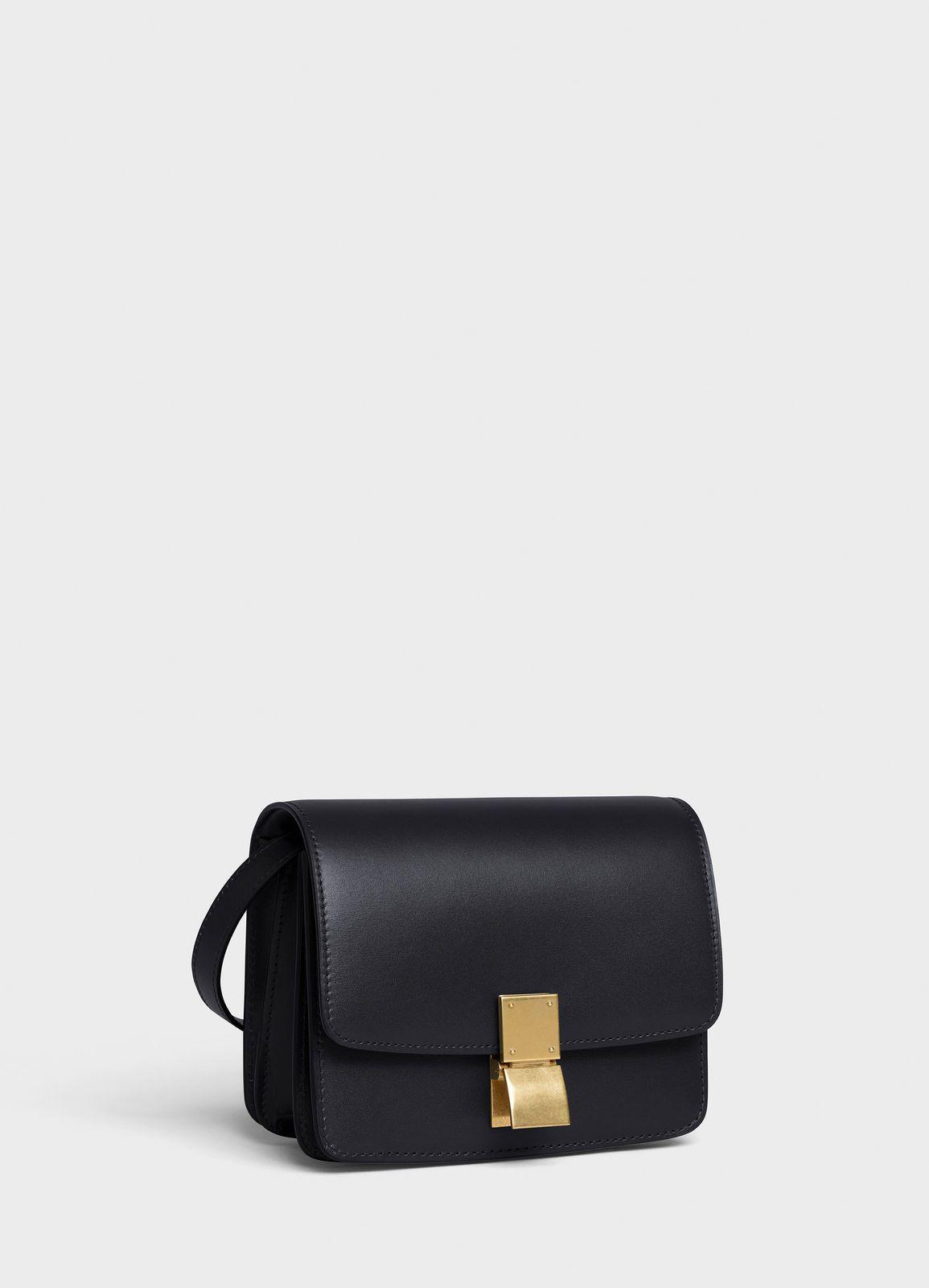 e47ea5c29dfe Small Classic bag in box calfskin
