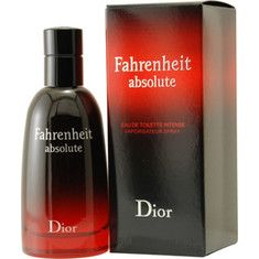 Christian Dior - Fahrenheit Absolute Intense EDT Spray 1.7 oz (Men's) - Bottle - My collection from top #designers