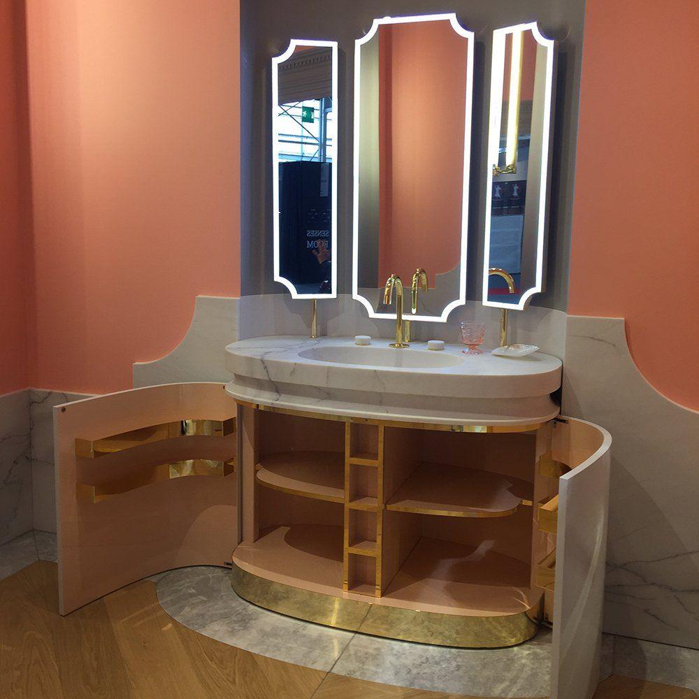 salle de bains alexis mabille jacob delafon maison objet 2017 pinterest salle de bains. Black Bedroom Furniture Sets. Home Design Ideas