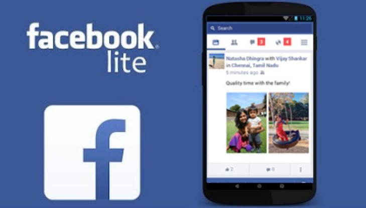 Facebook Lite Login Page | Facebook lite login, Facebook