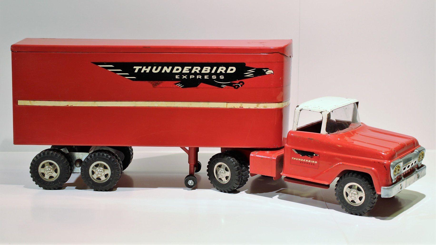 1960 Tonka Thunderbird Express