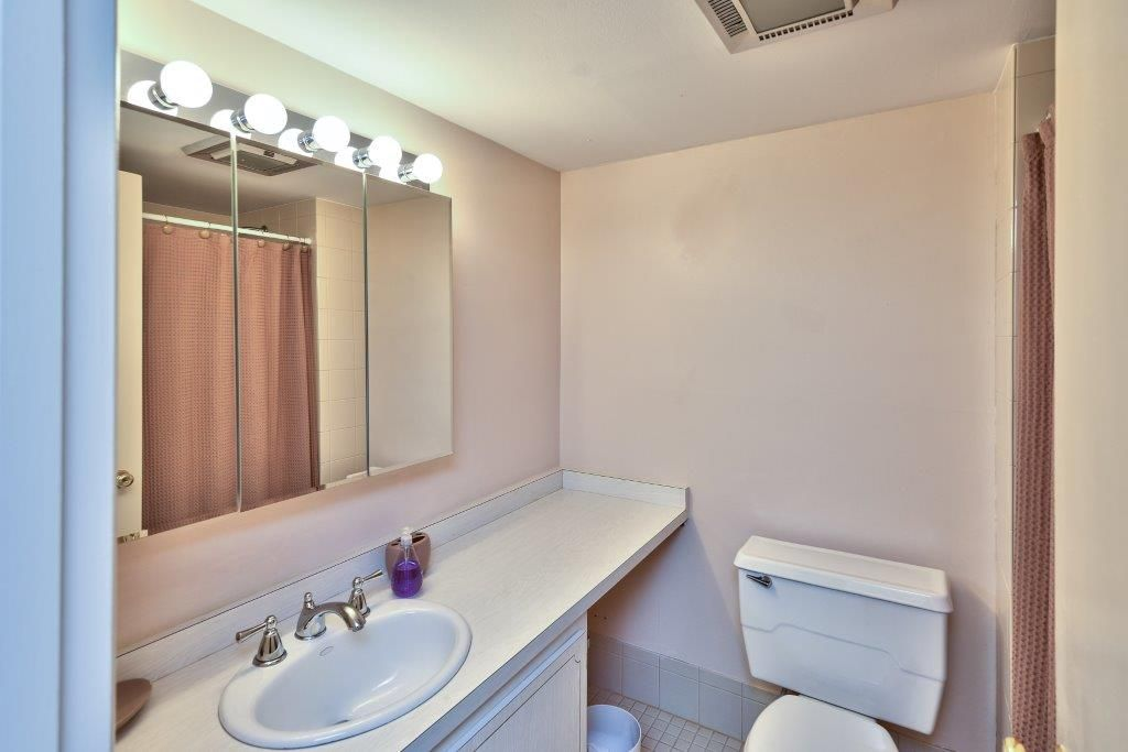 The Small Outdated Condo Bathroom Was A Perfect Candidate For A - Small condo bathroom makeover