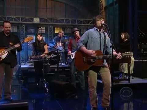 The Decemberists - O Valencia! [David Letterman Show, 28th November 2006]
