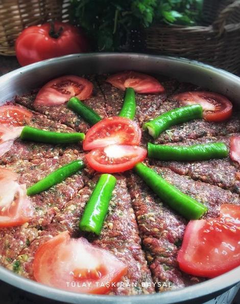 Tepsi Kebabı - Nefis Yemek Tarifleri