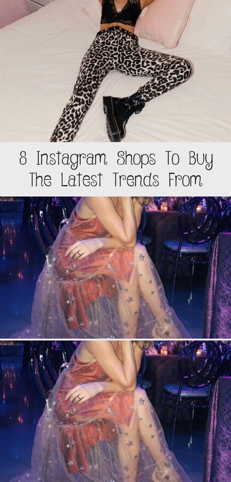 8 Instagram Shops to Buy the Latest Trends From #WomenFashionElegant #WomenFashionNightOut #BusinessWomenFashion #WomenFashionBlazer #WomenFashionOver60