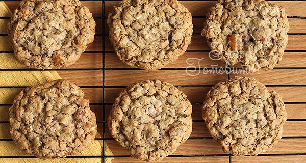 Овсяное печенье дома своими руками 97