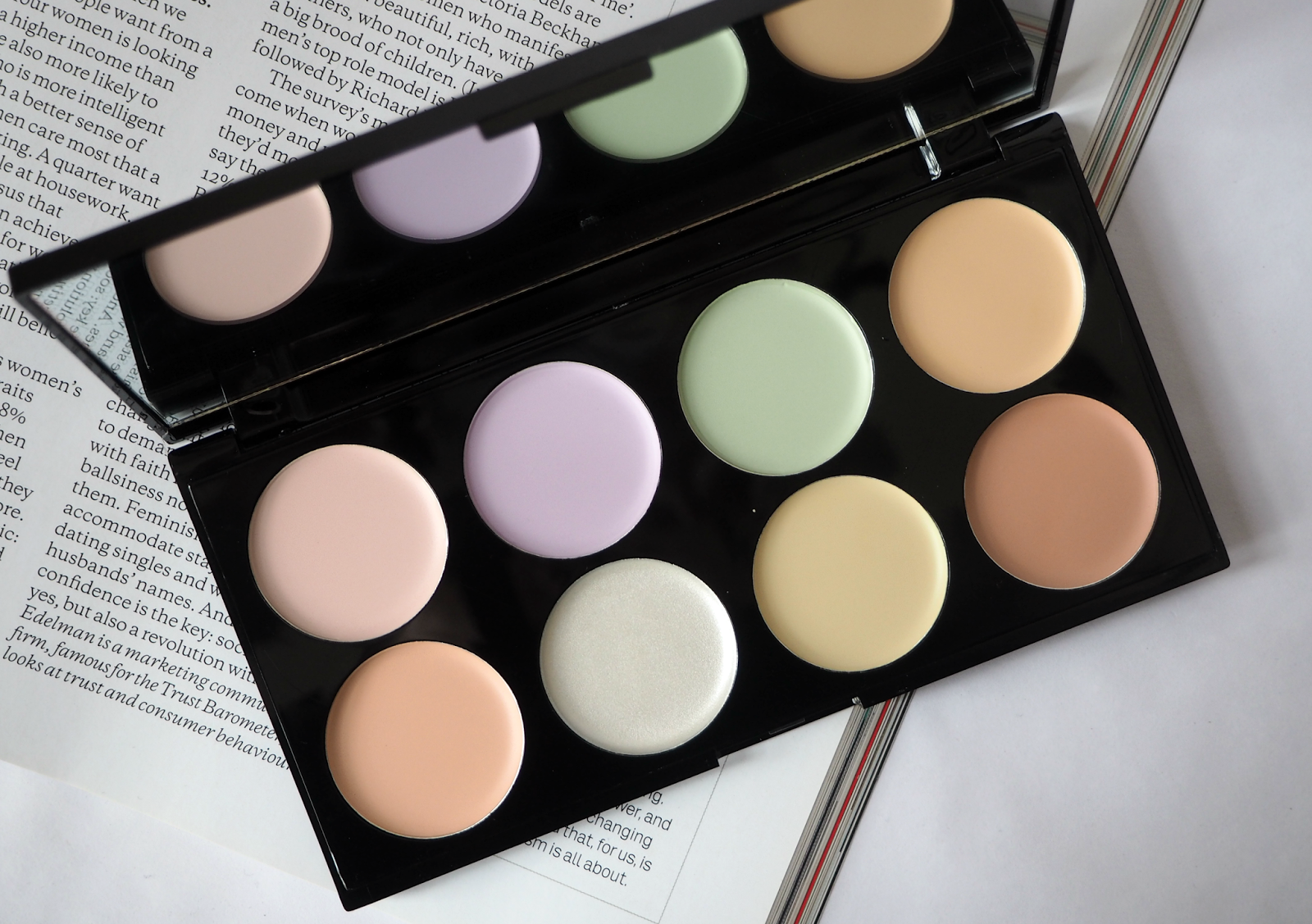 Makeup Revolution Colour Correcting Palette Affordable