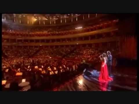 Andrea Bocelli Sarah Brightman Canto Della Terra Traducao