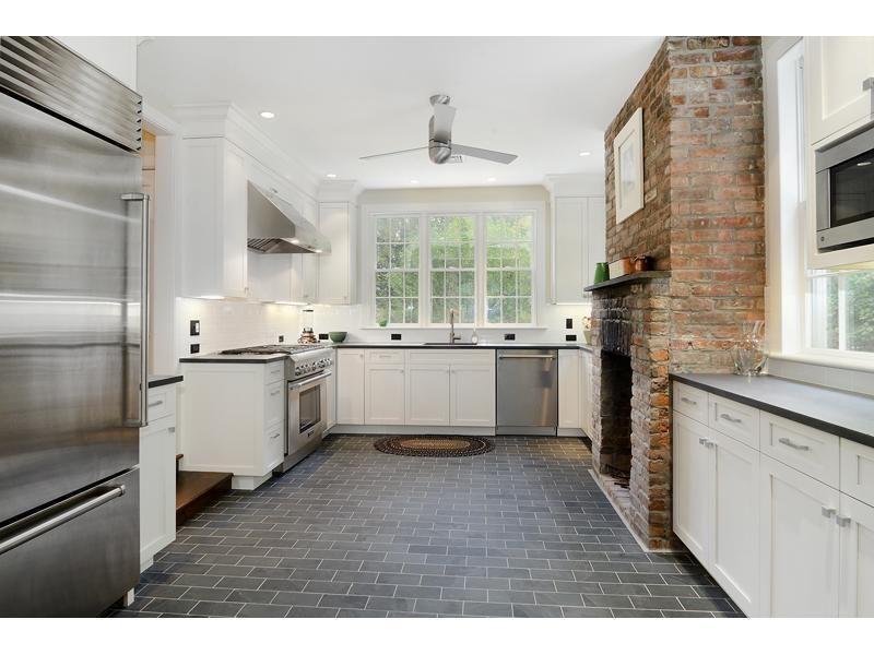 Slate Kitchen Counters trendlet? honed black granite countertops | lohud real estatelohud