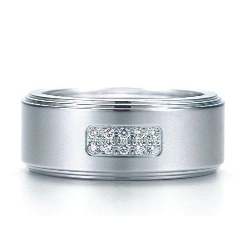 Tis Men And Womens Ring Size Unisex