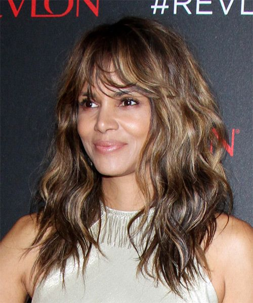 Hairstyles And Haircuts Thehairstyler Com Halle Berry Hairstyles Long Hair Styles Hair Styles