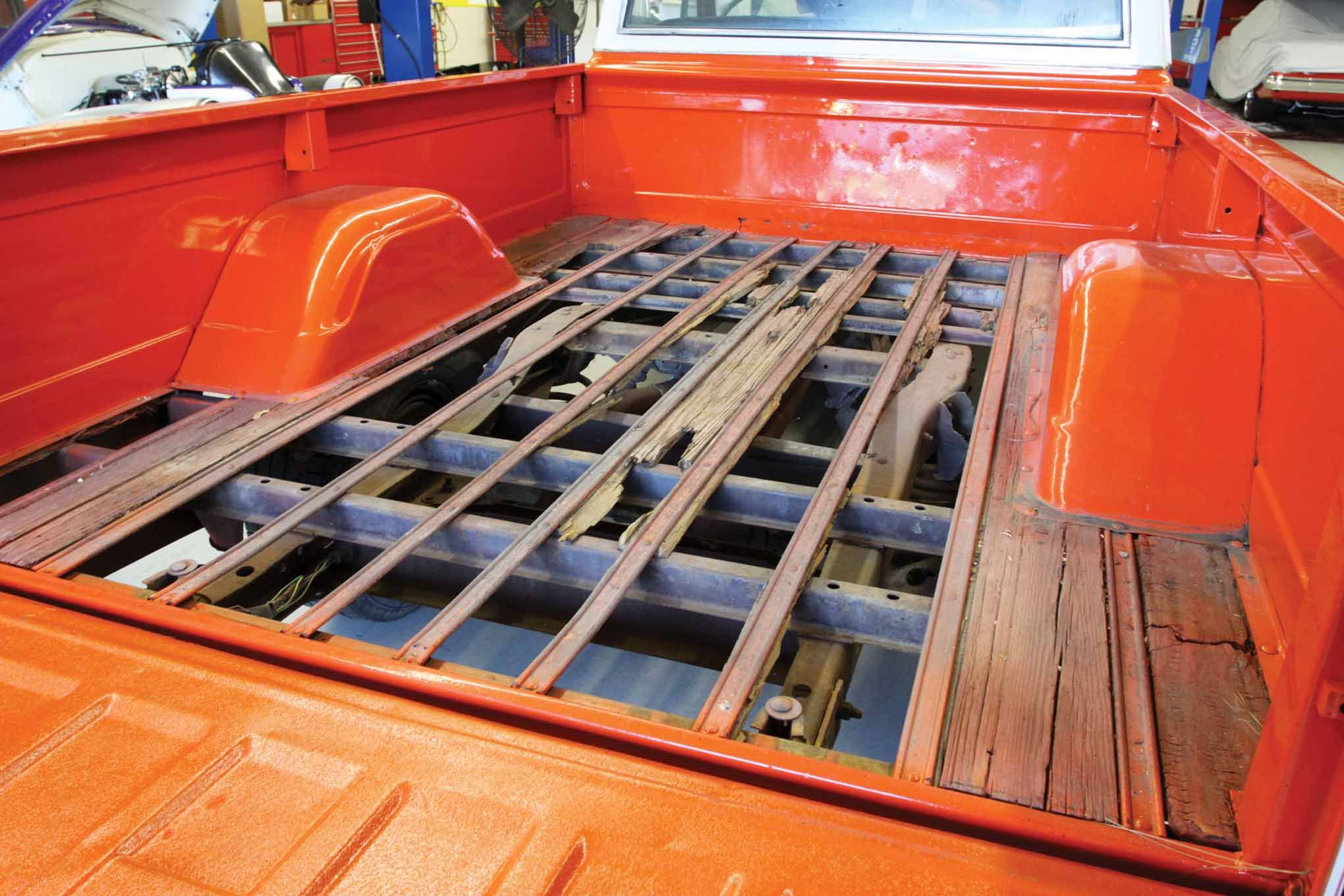 Bildergebnis F 252 R Wood Bed Gmc Truck Beds Truck Bed