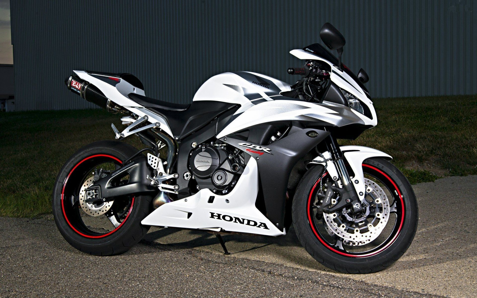 Honda CBR600RR Wallpaper HD Widescreen  Bikes Pinterest
