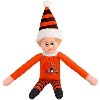 Forever Collectibles NFL Elf NFL Team: Cleveland Browns