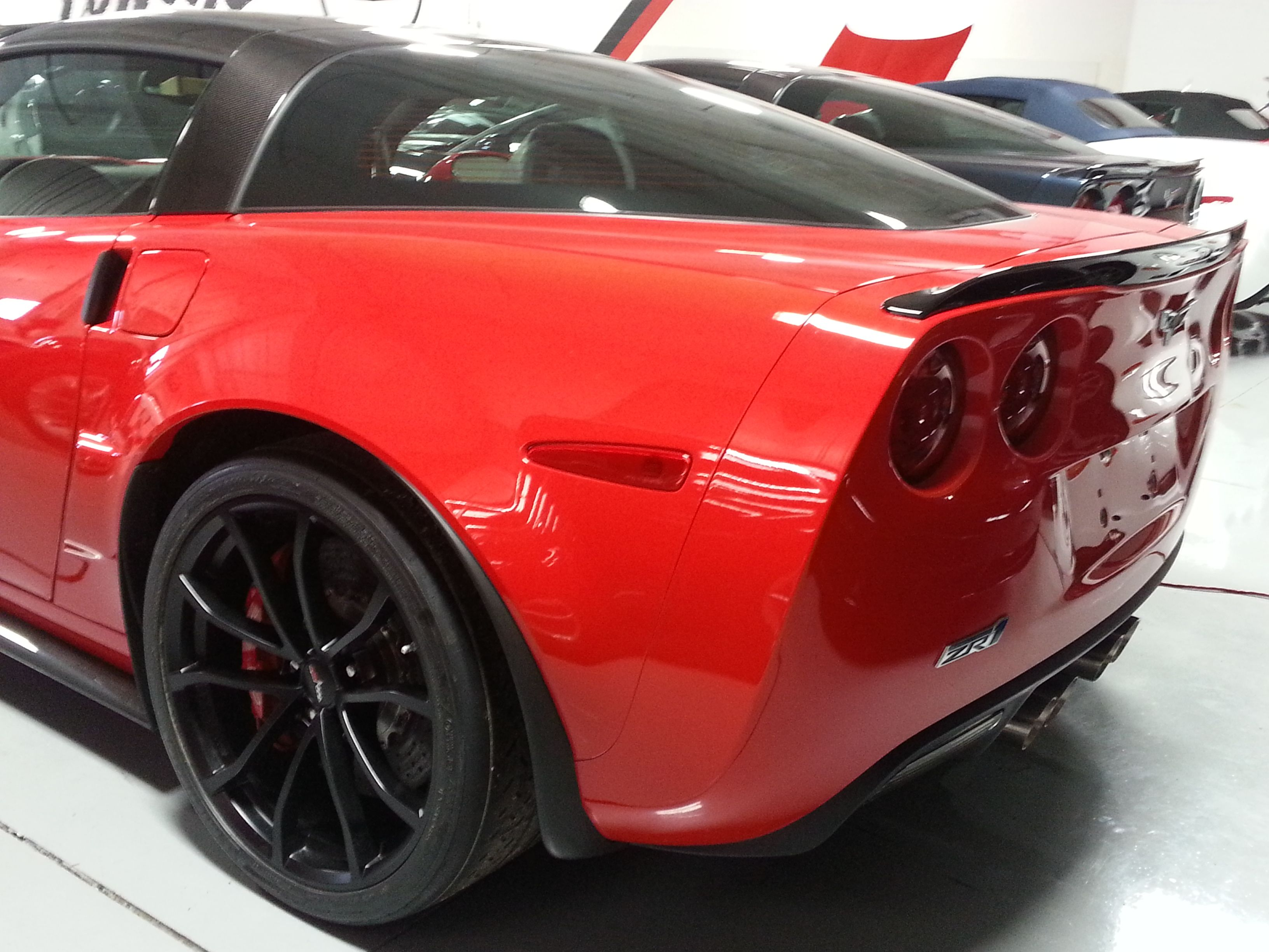 Corvette Zr1 0 60 >> The 2013 Corvette Zr1 Goes From 0 60 In 3 4 Seconds And