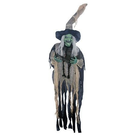 Halloween Hanging Witch 4ft  Target Stuff to Buy Pinterest