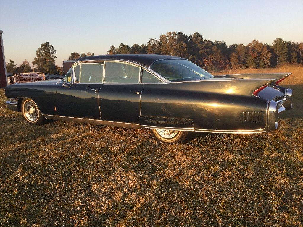 1960 Cadillac Fleetwood | Fleetwood/Brougham | Cadillac fleetwood