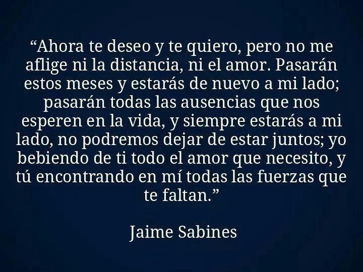 Jaime Sabines Amor Pinterest Jaime Sabines Sabines Y Frases
