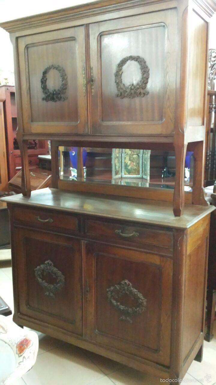 Alacena aparador de cocina antiguo | Aparador de cocina, Alacena y ...