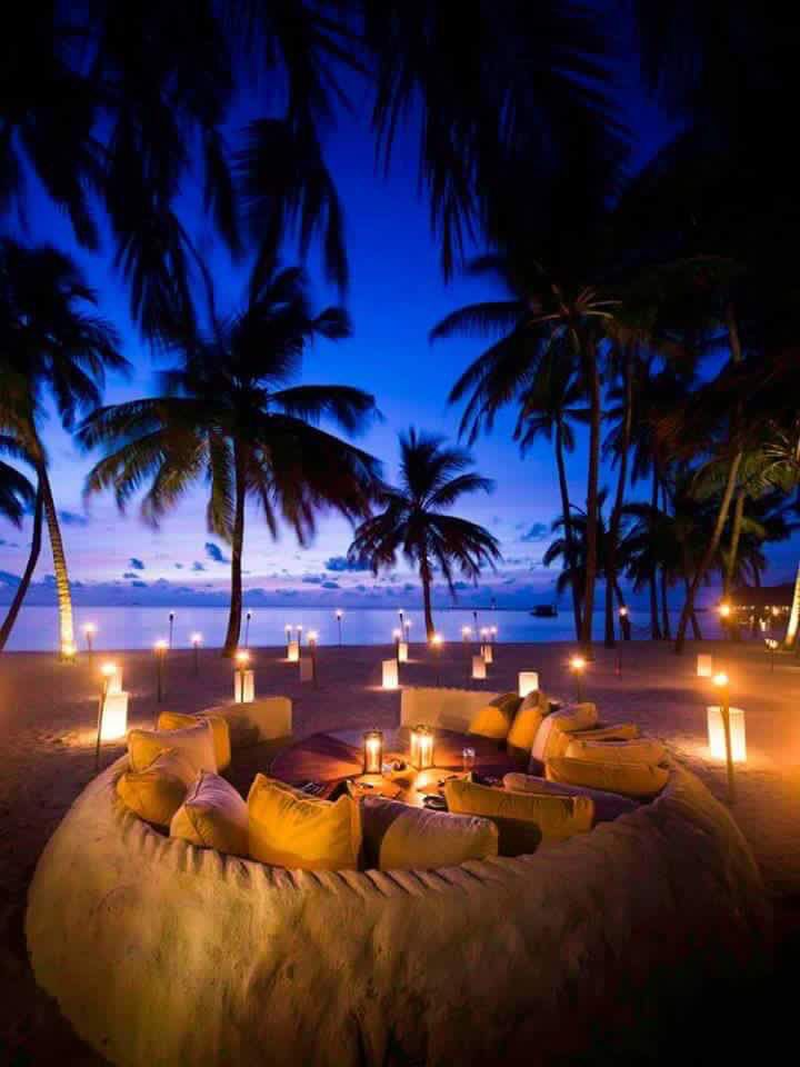 Let S In 2019 Beach At Night Maldives Beach Travel