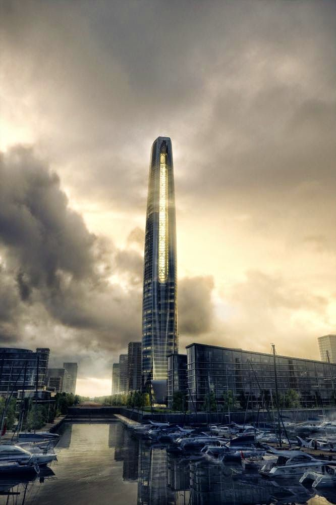 Greenland Group Suzhou Center in Wujiang, China by SOM