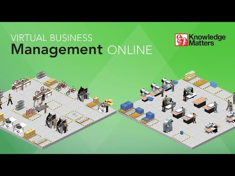 Knowledge Matters' Virtual Business Management online