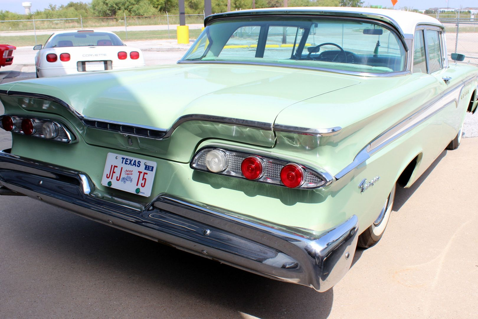 1959 Edsel Ranger-Triple F Automotive - Fort Worth, TX - Classic Car ...